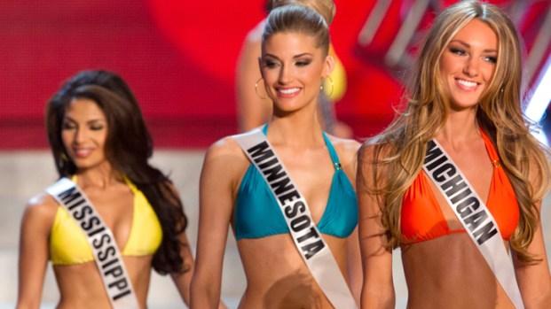 [NATL] Sexy Miss USA Contestants Prepare