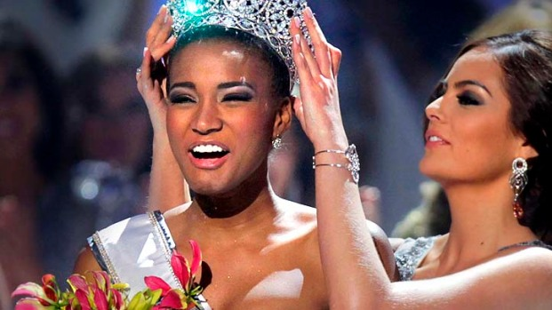 [NATL] Angola Wins Miss Universe Competition