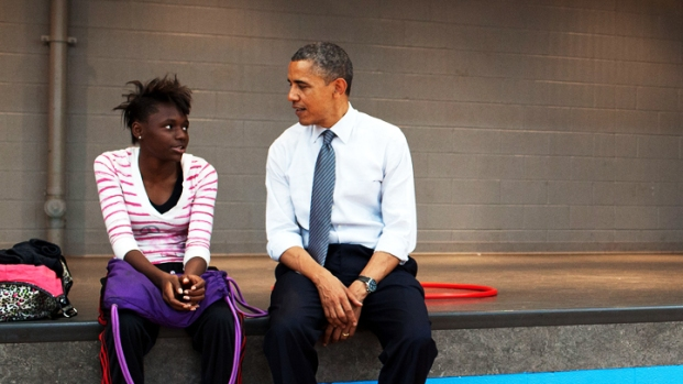 White House Photographer Pete Souza Shares His Favorite Photos of 2012