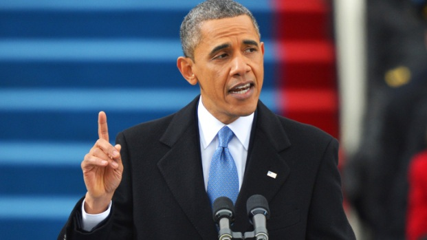 """[NATL] Obama's Inaugural Speech: """"Our Journey is Not Complete"""""""