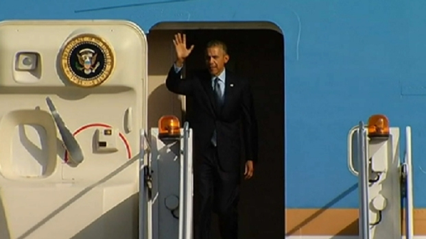 [CHI] Obama Visits Chicago Fundraisers