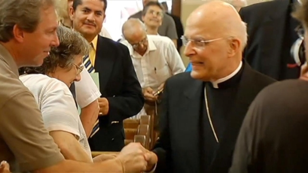 [CHI] Oncologist on Cardinal George's Cancer Fight
