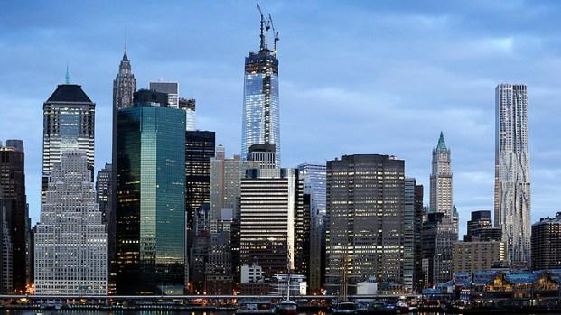 [NATL] World's Tallest Buildings