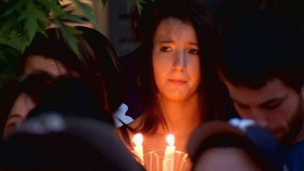 [CHI] Vigil Held for Oswego Teens