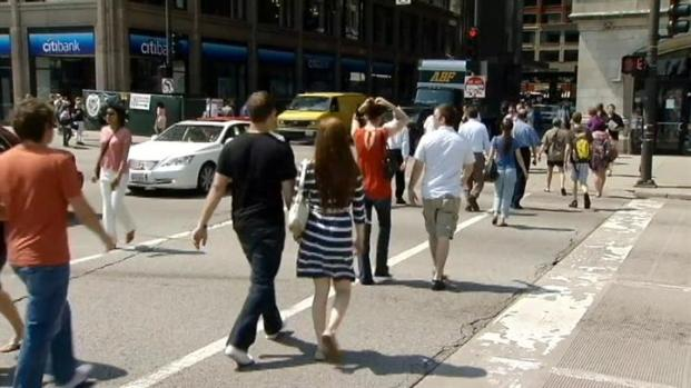 [CHI] Committee Developing Framework for Citywide Pedestrian Plan