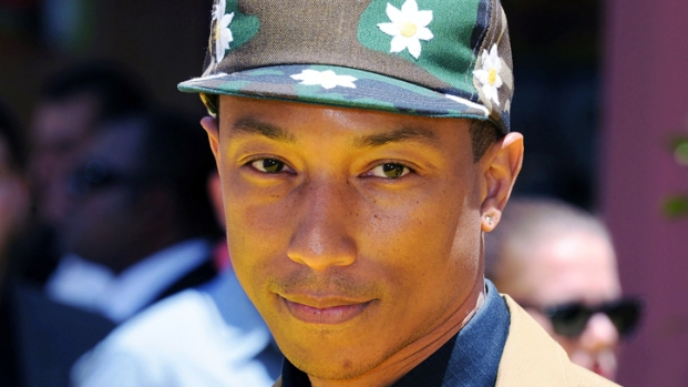 "[NATL] Pharrell on Creating The Soundtrack For ""Despicable Me 2"""