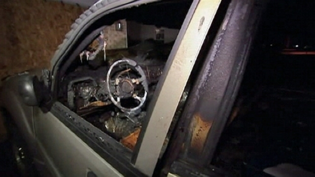 [CHI] Car Arson Spree Hits Plainfield