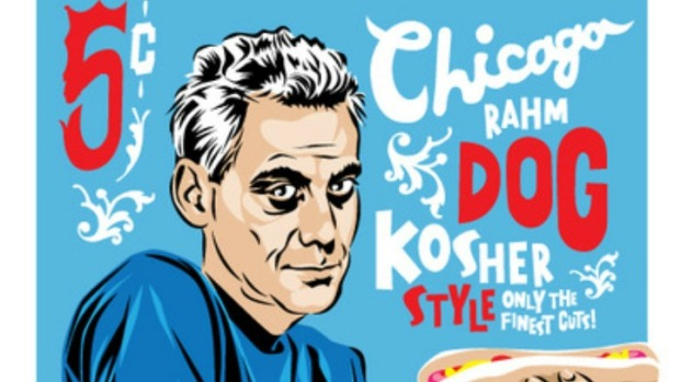 Chicago's Political Pop Art
