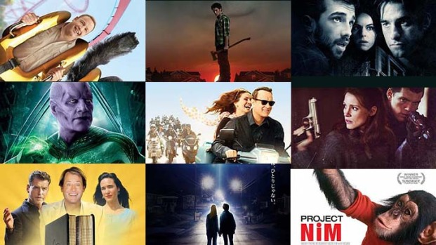 """New Posters for """"Larry Crowne,"""" """"Zookeeper,"""" """"Fright Night"""" & More"""