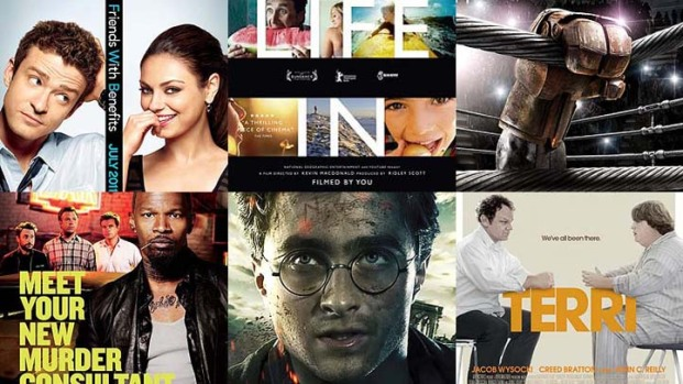 "New Poster Round-Up: ""Harry Potter,"" ""Horrible Bosses,"" ""Friends With Benefits"" & More"