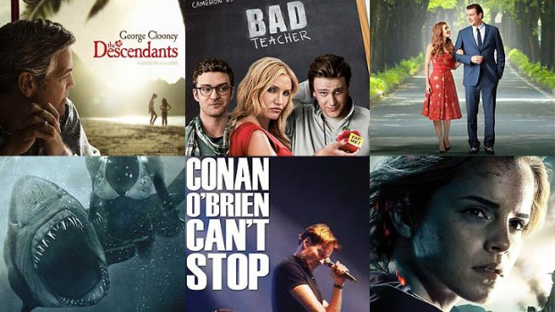 """Posters for """"Harry Potter,"""" """"Breaking Dawn,"""" Shark Night 3D"""" & More"""