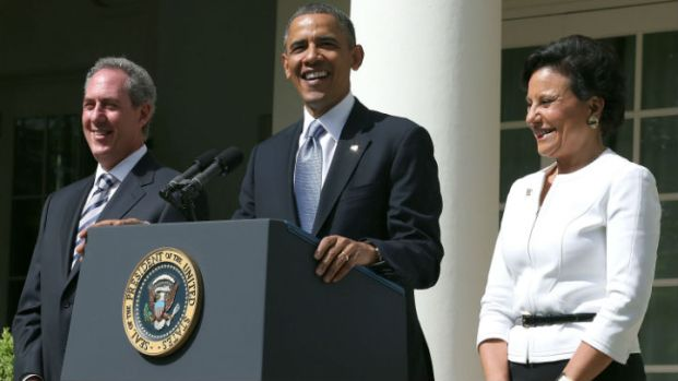 [CHI] Obama Nominates Penny Pritzker For Commerce Job