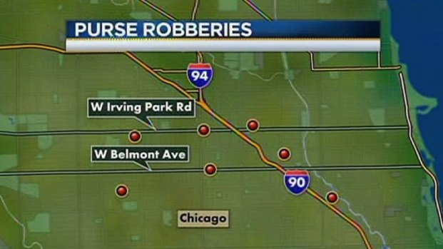 [CHI] Purse-Snatcher on the Loose: Cops