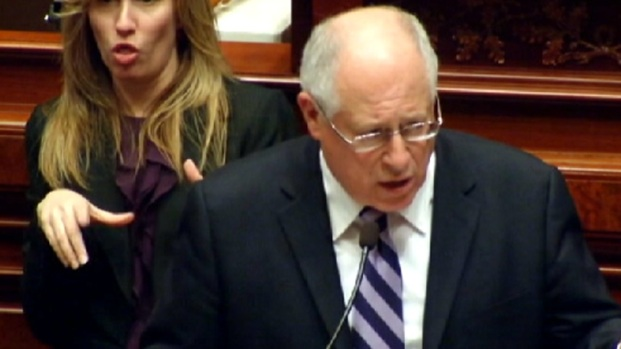 Gov. Quinn's Budget Address