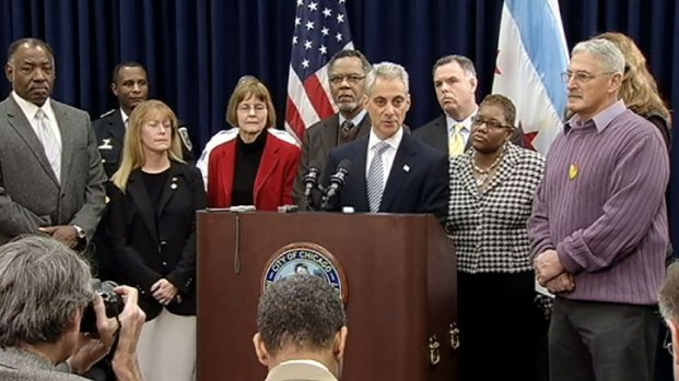 "[CHI] Rahm Recruits Mayors to Push for ""Common Sense"" Gun Laws"