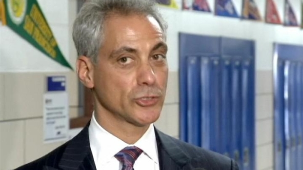 [CHI] Emanuel: No Discussion on Longer School Days