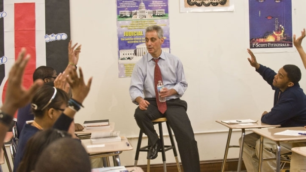 [CHI] Emanuel: Safety a Big Concern for Students