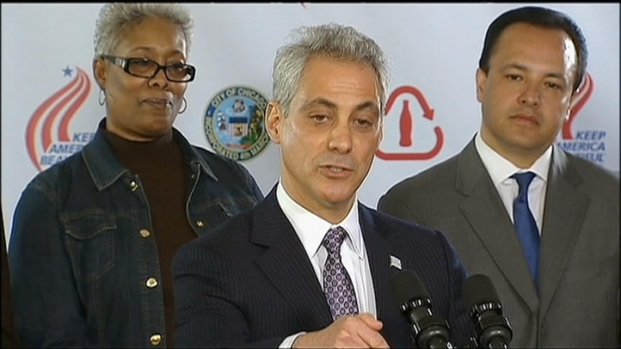 [CHI] Mayor Emanuel Takes Jab At Rick Perry