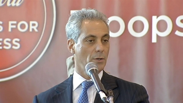 [CHI] Rahm: Jesse Jackson Jr. Should Talk to Constituents