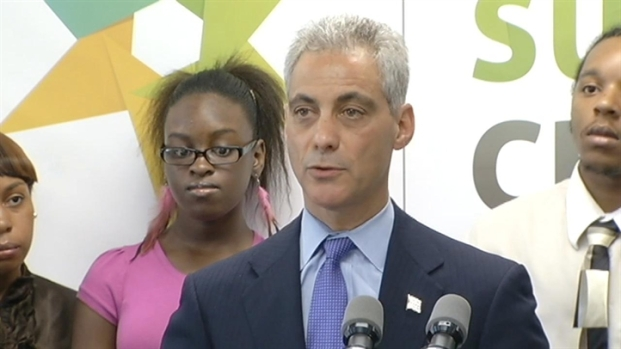 [CHI] Rahm Stoked to Host NATO in Chicago