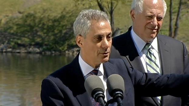 """[CHI] Chicago Violence """"Unacceptable"""": Emanuel"""