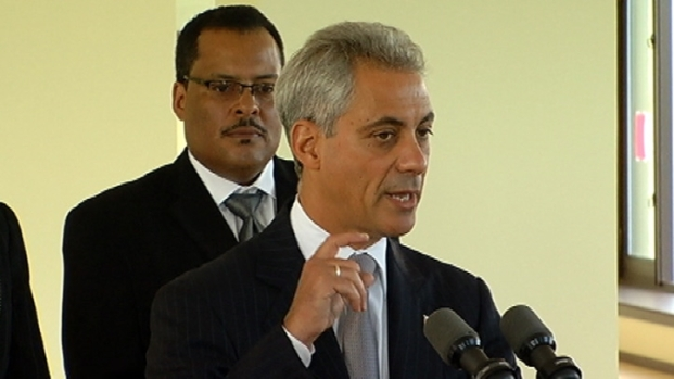 [CHI] Rahm on Extended School Day