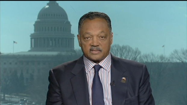 [CHI] Rev. Jackson Proud of Son For Coming Clean
