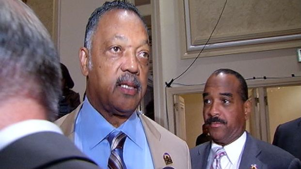 "[CHI] ""Give Us Space:"" Rev. Jesse Jackson"