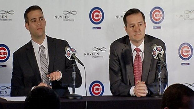 [CHI] Epstein Named Cubs' President of Baseball Operations
