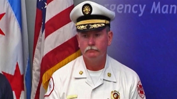 [CHI] Fire Commissioner Stepping Down