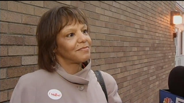[CHI] Robin Kelly Urges Voters To Cast Ballot On Election Day