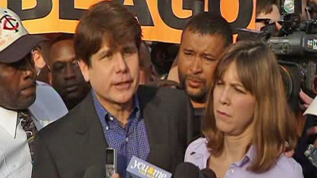 [CHI] Blago Sends Wife Anniversary Letter From Prison