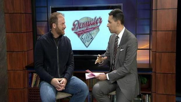 [CHI] Ryan Dempster Talks Cubs, Charity