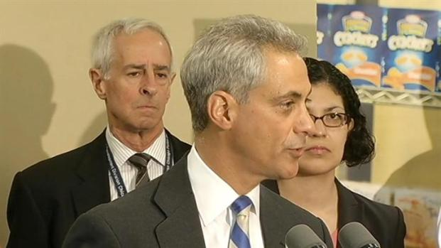 [CHI] Emanuel Asks for 'Community Policing' Help