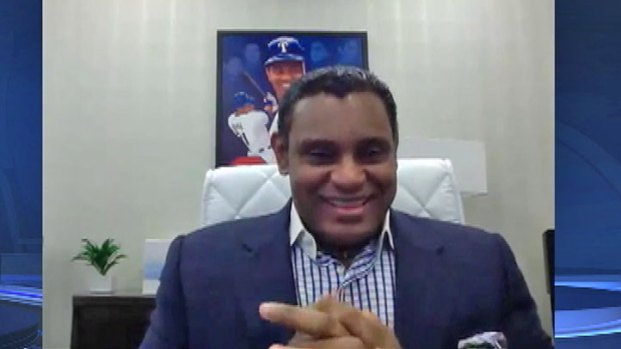 [CHI] Sammy Sosa Open to Renewing Cubs Ties
