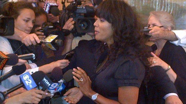 [CHI] Sandi Jackson Speaks Out