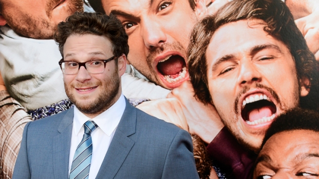 "[NBCAH] Seth Rogen's ""This Is The End"" Premiere"