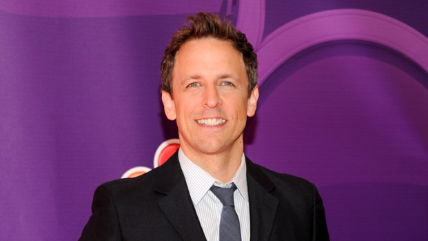 "[NBCAH] Seth Meyers on Taking Over ""Late Night"""