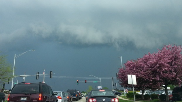Severe Weather: 5-12-2014