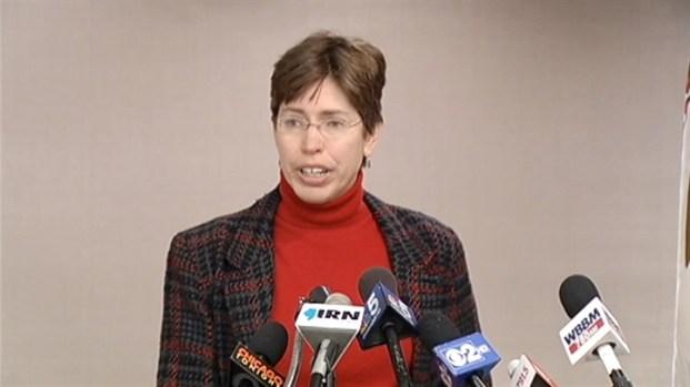 [CHI] Lt. Gov. Sheila Simon Won't Seek Re-Election