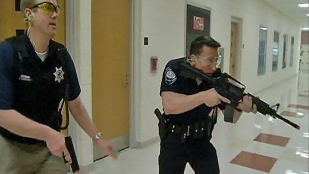 [CHI] Channahon Preps for Potential School Shooting