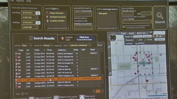 [CHI] Police Technology Pinpoints Gunshots