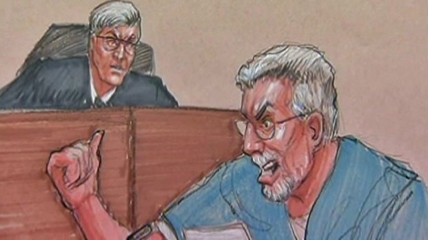 [CHI] Drew Peterson Screams, Then Gets 38 for Wife's Murder