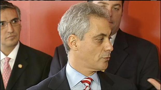 [CHI] Mayor Explains Small Business Lending Program