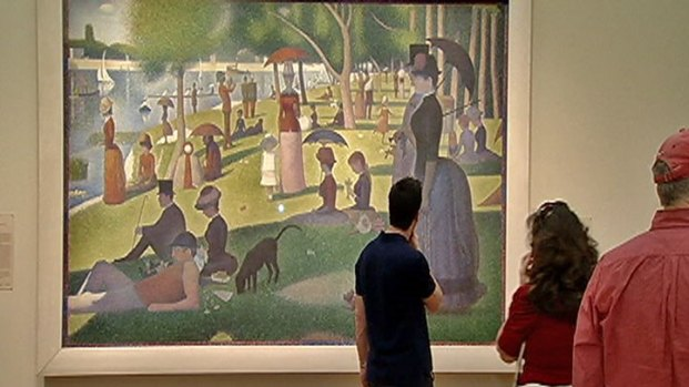 [CHI] Google Adds Chicago Art Institute Paintings to Online Gallery