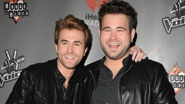"[NATL] The Swon Brothers Dish On Making Top 8 on ""The Voice"""