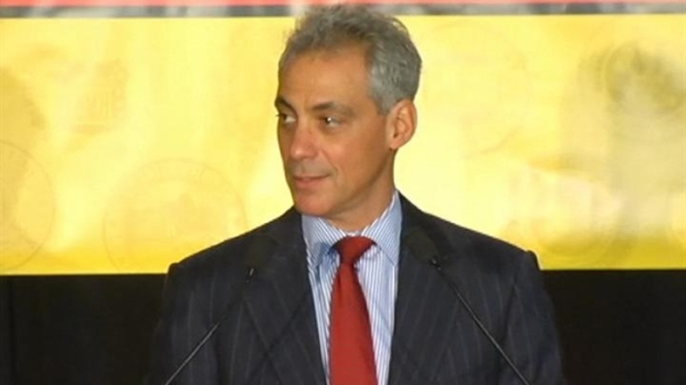 "[CHI] Emanuel: Urban Prep Program ""Exactly Right"" for Chicago"