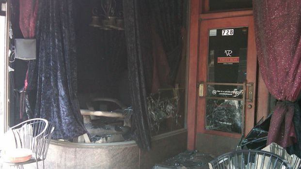 [CHI] Owner Calls Bar Fire Suspicious