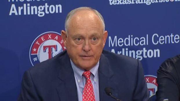 [DFW] Nolan Ryan Resigning As CEO of Texas Rangers