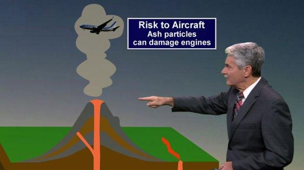 [NATL-DFW] Hawaii Volcano Eruption May Impact Air Travel